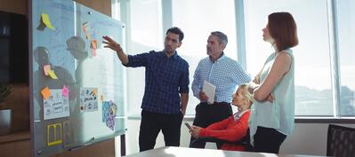 Enterprise architects are driving digital transformation and business innovation in their organizations.